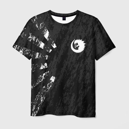 Мужская футболка 3D GODZILLA