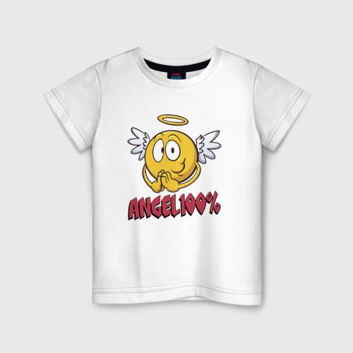 Детская футболка хлопок ANGEL 100%