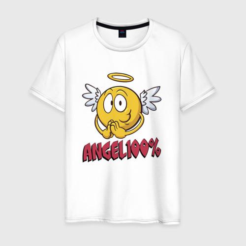 Мужская футболка хлопок ANGEL 100%