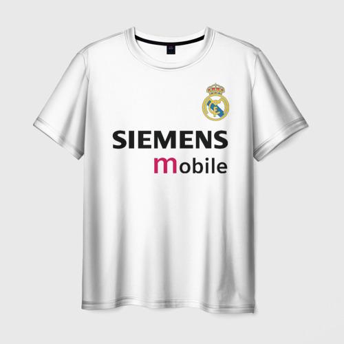 Мужская футболка 3D Рауль Реал Ретро