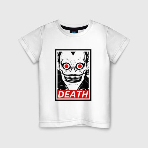 Детская футболка хлопок Poster Monster