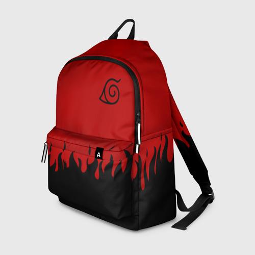 Рюкзак 3D NARUTO SAGE MODE (на спине)