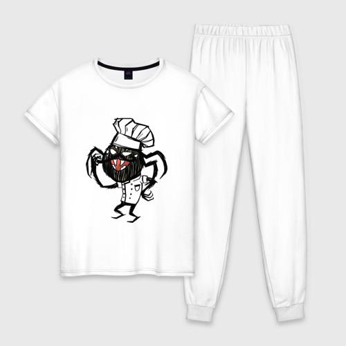 Женская пижама хлопок Webber