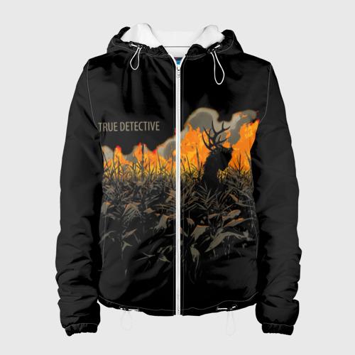 Женская куртка 3D True Detective