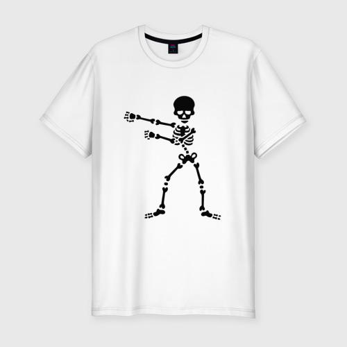 Мужская футболка хлопок Slim Floss