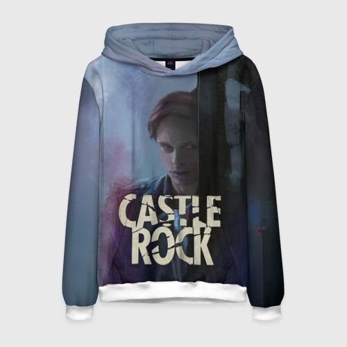 Мужская толстовка 3D Castle Rock - shawshank prisoner