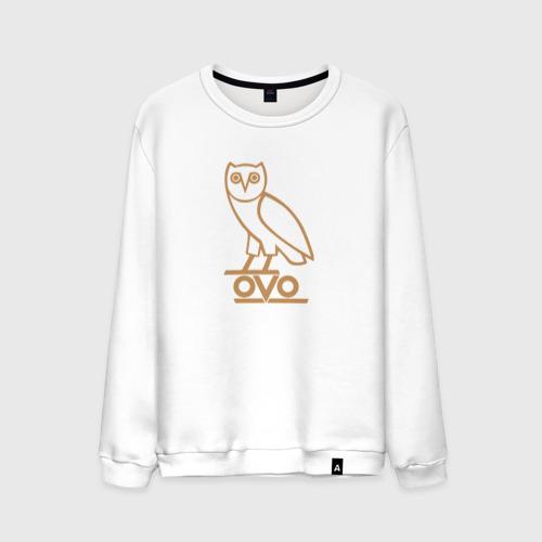 Мужской свитшот хлопок OVO owl