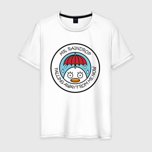 Мужская футболка хлопок Mr Raindrop