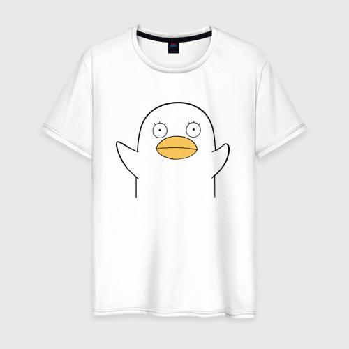Мужская футболка хлопок Elizabeth Gintama