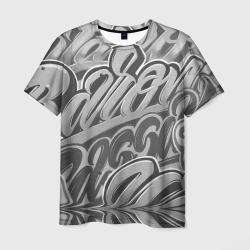 Мужская футболка 3D Romolo Milano