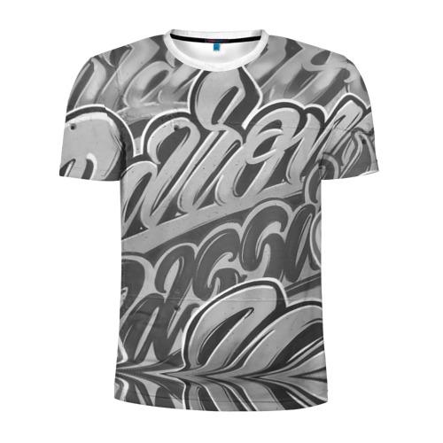 Мужская футболка 3D спортивная Romolo Milano