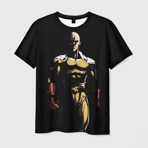 Мужская футболка 3D One-Pucnh Man