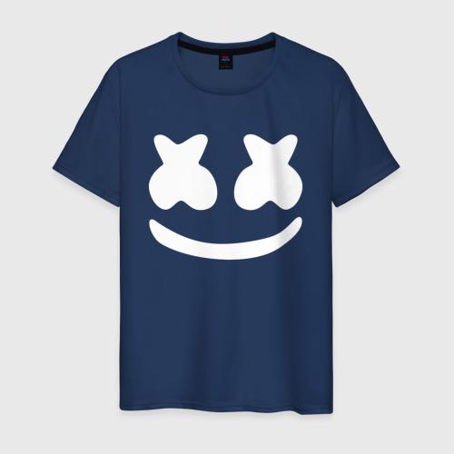 Мужская футболка хлопок Marshmello