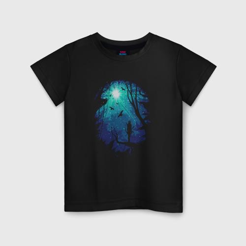 Детская футболка хлопок Свет падших