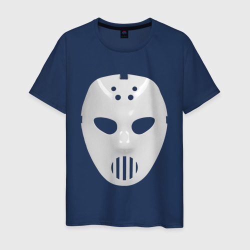 Мужская футболка хлопок Маска Angerfist