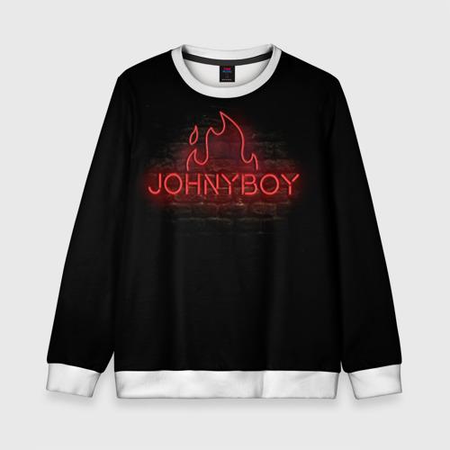 Детский свитшот 3D Johnyboy