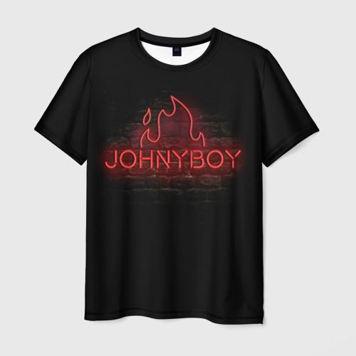 Мужская футболка 3D Johnyboy