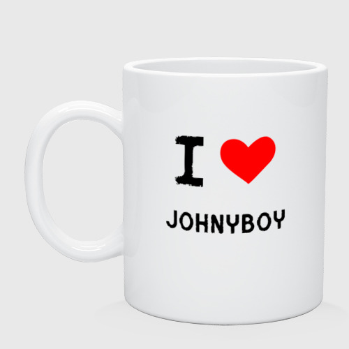 Кружка керамическая  Johnyboy 8