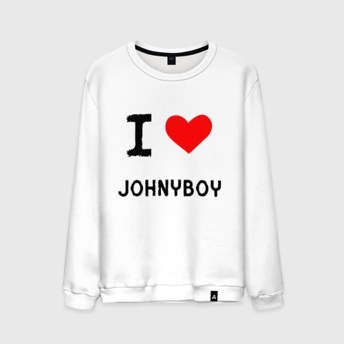 Мужской свитшот хлопок  Johnyboy 8