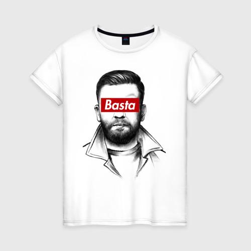 Женская футболка хлопок Basta