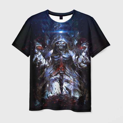 Мужская футболка 3D Оверлорд