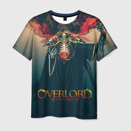 Мужская футболка 3D Momonga Overlord