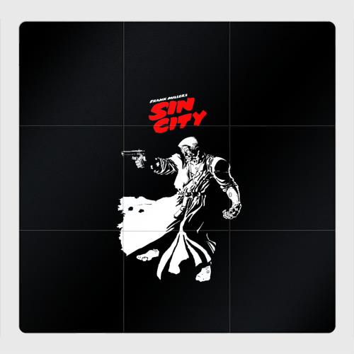 Магнитный плакат 3Х3 Sin City - Marv
