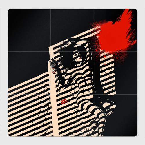 Магнитный плакат 3Х3 Sin City - Ava