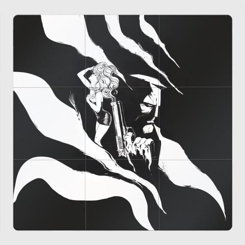 Магнитный плакат 3Х3 Sin City