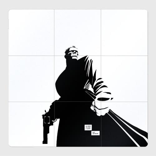 Магнитный плакат 3Х3 Sin City - Hartigan