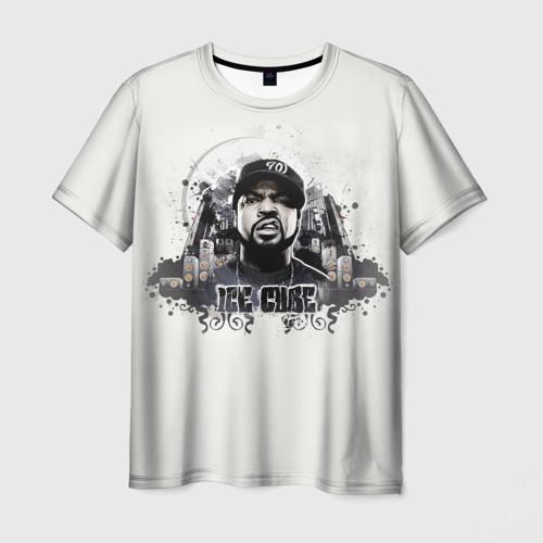 Мужская футболка 3D ICE CUBE