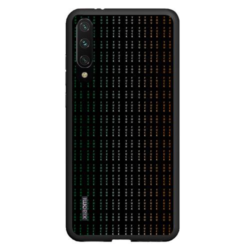 Чехол для Xiaomi Redmi Mi A3 F*CK YOU CONNOR