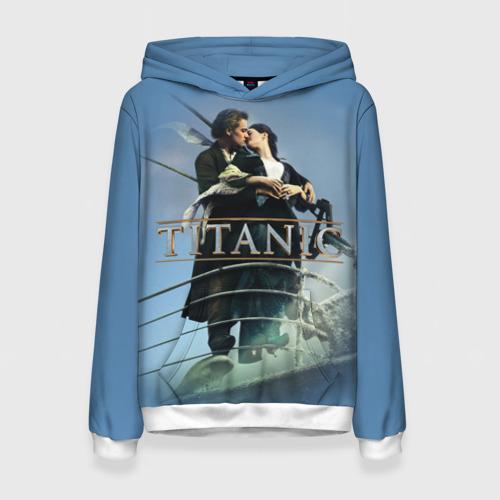 Женская толстовка 3D Титаник постер