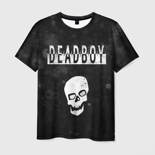 Мужская футболка 3D BONES DEADBOY / SESH