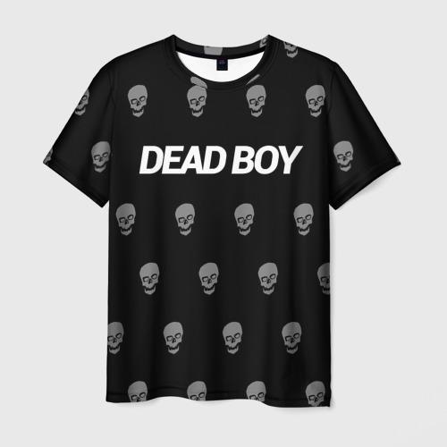 Мужская футболка 3D Bones Deadboy