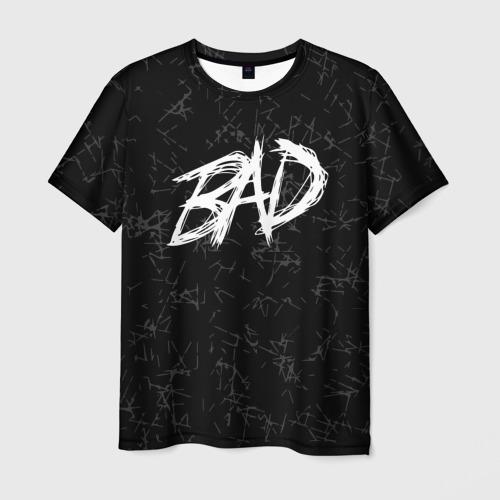 Мужская футболка 3D XXXTentacion - BAD