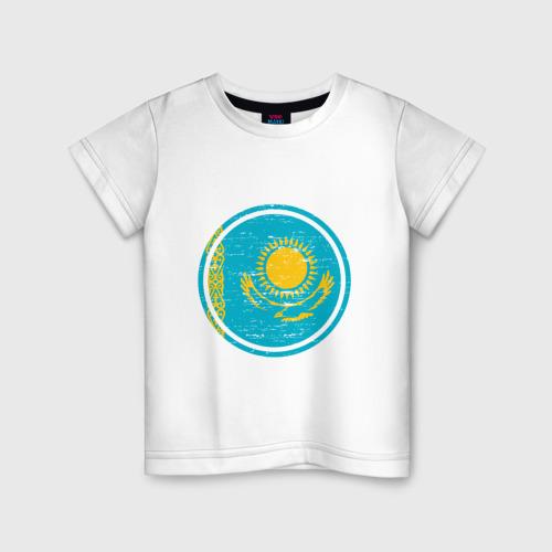 Детская футболка хлопок Казахстан