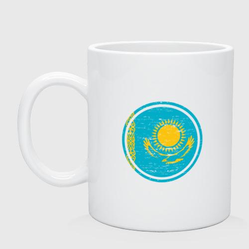Кружка керамическая Казахстан