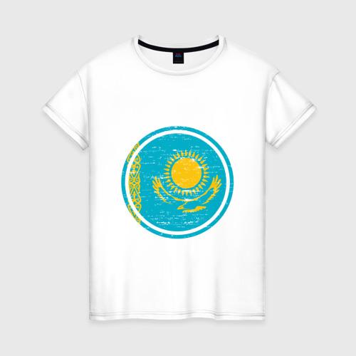 Женская футболка хлопок Казахстан
