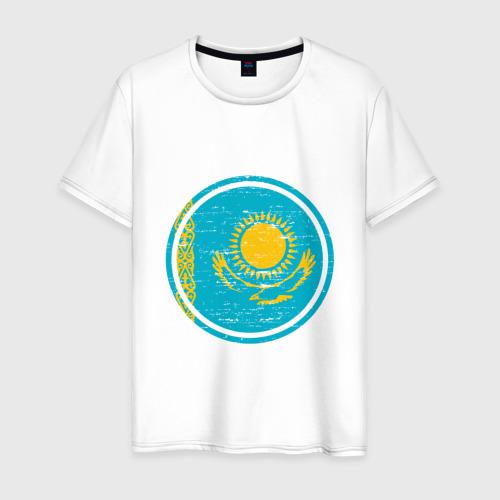 Мужская футболка хлопок Казахстан
