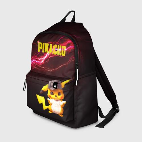 Рюкзак 3D Электрический Пикачу