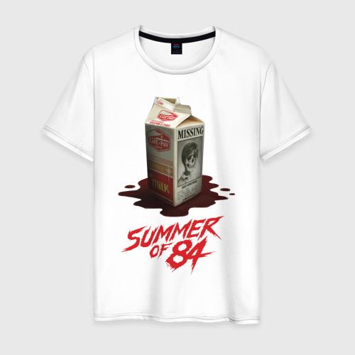 Мужская футболка хлопок Summer of 84