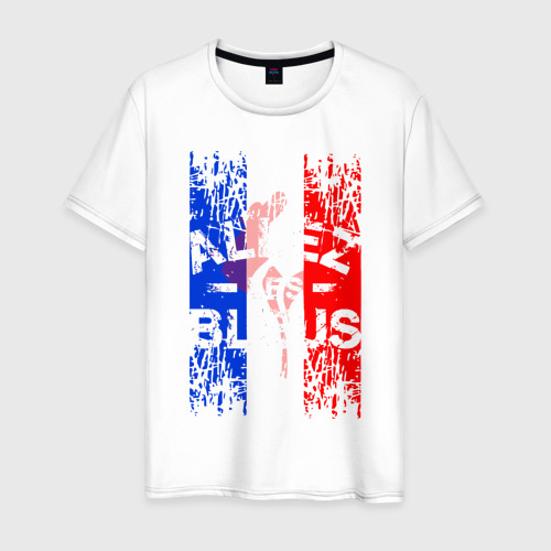 Мужская футболка хлопок Франция
