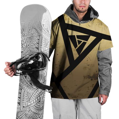 Накидка на куртку 3D ARTIFACT