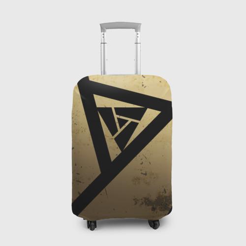 Чехол для чемодана 3D ARTIFACT