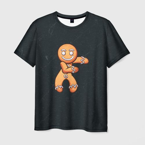 Мужская футболка 3D Floss