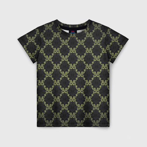 Детская футболка 3D Victorian - 36577512ik