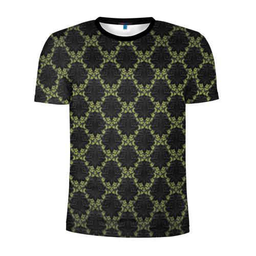 Мужская футболка 3D спортивная Victorian - 36577512ik