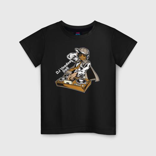 Детская футболка хлопок DJ Вуду