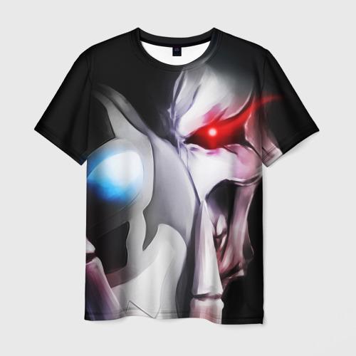 Мужская футболка 3D Overlord - Ainz Ooal Gown